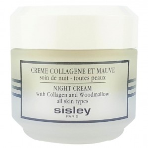 SISLEY Creme Collagene Et Mauve Night Cream für alle Hauttypen 50ml