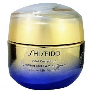 SHISEIDO Vital Perfection Uplifting and Firming Cream  für alle Hauttypen 50ml