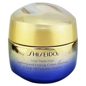 SHISEIDO Vital Perfection Uplifting and Firming Cream Enriched für trockene Haut 50ml