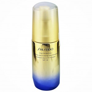 SHISEIDO Vital Perfection Uplifting and Firming Day Emulsion SPF 30 75ml