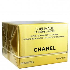 CHANEL Sublimage La Creme Lumiere Ultimate Regeneration and Brightening Cream 50g