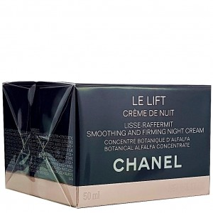 CHANEL Le Lift Creme de Nuit Smoothing and Firming Night Cream 50ml