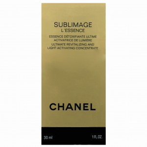 CHANEL Sublimage L'essence Ultimete Revitalizing and Light-Activating Concentrate 30ml