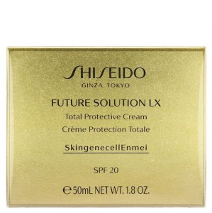 SHISEIDO Future Solution LX SPF 20 Total Protective Cream 50ml