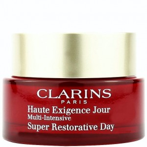CLARINS Super Restorative Day Illuminating Lifting Replenishing Cream für alle Hauttypen 50ml