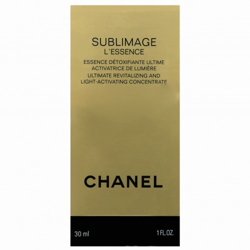 CHANEL Sublimage L'essence Ultimete Revitalizing and Light-Activating Concentrate